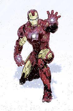 Iron Man by Jason Baroody