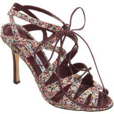 MANOLO BLAHNIK  Netochka  $1,015  #shoes #womensshoes #fashion #fabulous #manoloblahnik