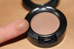 MAC wedge eyeshadow - yet another great all over the lid color