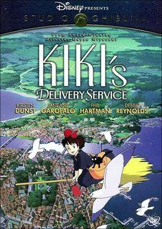 Kiki's Delivery Service -- adore