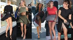 17 Of The Worst Celebrity Wardrobe Malfunctions — Ever! | Radar Online