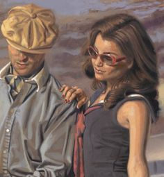 ADVENTURE IS OUT THERE ( detail ) by Peregrine Heathcote