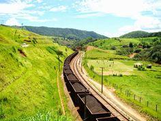 vidaDmaquinista: A Ferrovia é uma POESIA!