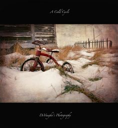 Cold Cycle | Flickr - Photo Sharing!