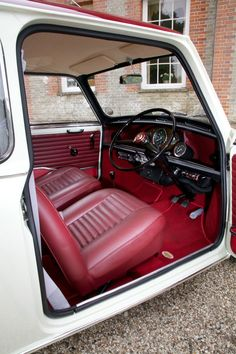 Featured Cars - Wolseley - Hornet - 1968 Wolseley Hornet Show Winning Concourse Condition Car (ref Classic Mini, Classic Cars, Design Cars, Car Interiors, Hornet, Elf, Conditioner, Vespa, Vintage Classic Cars