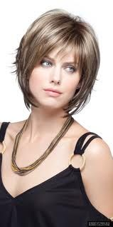 layered bob with bangs - Google Search