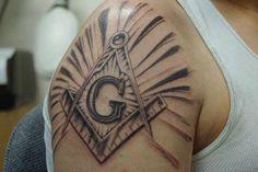freemason tattoo ideas | Masonic Tattoos