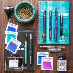 Hey, it's Brian and Rachel here! We're thrilled to be celebrating the 7th anniversary of Goulet Pens today, and thought we'd take this o...