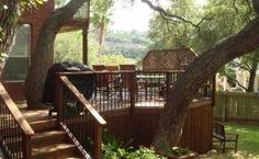 Decks Austin TX | Balconies Austin TX | Decks in Austin | Accent Deck Design in Austin