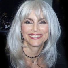 short grey hair Friday Fun Stuff Tips for Going Gray - Cindy Hattersley Design invita Hairstyles Over 50, Older Women Hairstyles, Trendy Hairstyles, Scene Hairstyles, Long Haircuts, Choppy Hairstyles, Natural Hair Styles, Short Hair Styles, Grey Hair Styles For Women