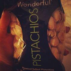 nicolexoalicia: Yummm! #wonderful #pistachios #sogood