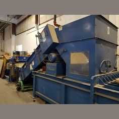 Model: Mfg: 2013 HP: 20 Volts: 460 Cylinder (Full Pen) Location: Eastern USA View More Recycling Equipment Used Equipment, Electrical Equipment, Recycling, Usa, Model, Scale Model, Upcycle, Models