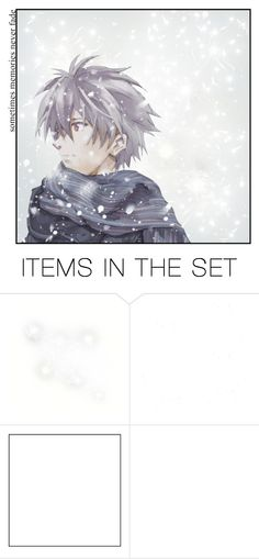 """""""the blizzard"""" by akihabara ❤ liked on Polyvore featuring art"""