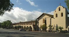 Mission Santa Inés Founded in Sept. 17, 1804 (Beautiful scenery here. It's right at the end of Solvang Dutch Village)