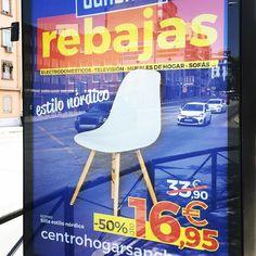 The Best for the Most for the Least?! #eames #fiberglasschair #sale #granada #spain #designbutik #ontheroadagain