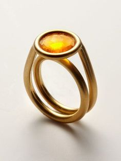 fire opal - ooh, once again, so happy opal is my birthstone (and K's too!)