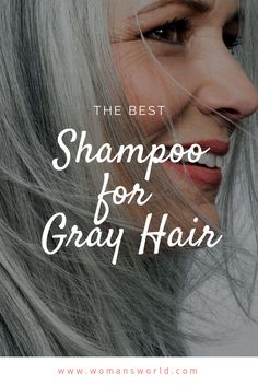 Looking for the best shampoos for gray hair? We've rounded up 12 of the best, guaranteed to keep your silverly strands glimmering. hair care 14 Nourishing Shampoos for Gray Hair to Help Maintain Your Silvery Strands Grey Hair Turning Yellow, Grey Hair Over 50, Grey White Hair, Silver Grey Hair, Grey Hair With Purple Tips, Best Purple Shampoo, Purple Shampoo And Conditioner, Shampoo For Gray Hair, Best Silver Shampoo
