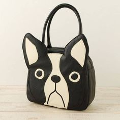 Flapper 狗狗手挽 Tote Bag US$41.00