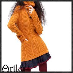 Artka Turtleneck Sweater