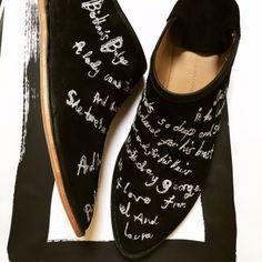 Indoor outdoor shoe Georgina Goodman