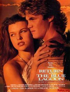 (1991) Regreso al lago azul