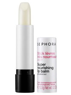 Sephora super nourishing lip balm: 15 Best Lip Balms - Best Treatments For Chapped Lips