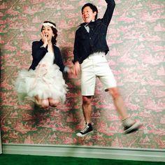 オーダーメイドフォトウエディング(Photo Wedding) 白ミニドレス(Little White Dress):80-8627