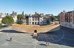'the smile'byalison brooks architects