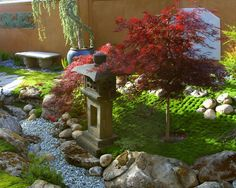 Asian Landscape Design, Pictures, Remodel, Decor and Ideas - page 14