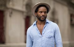 classic, simple style on the street at MENS: NYFW