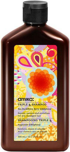 AMIKA amika Triple Rx Shampoo - 10.1 oz.