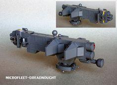 MICROFLEET-Dreadnought | by ska2d2