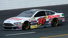 Greg Biffle will start 25th in the No. 16 Roush Fenway Racing Ford.  --    Sylvania 300 starting lineup   NASCAR.com