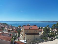 Baska Voda Dalmatia Croatia, Spaces, Mansions, House Styles, Home Decor, Decoration Home, Manor Houses, Room Decor, Villas