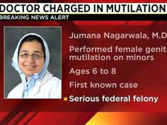 Second Detroit Doctor Busted in Female Genital Mutilation Ring