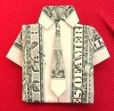 money oragami wth tutorial