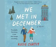 Two people. One house. A year that changes everything. Twenty-nine-year-old Jess is following her dream and moving to London. It's December, and she's taking a room in a crumbling, but grand, Notting Hill house-share with four virtual strangers.