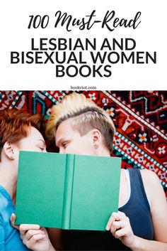 Books by and about lesbian and bisexual women.