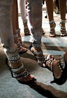 Crowd Pleasing Heels
