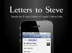 Dear Steve Jobs: Apple Founder's Greatest E-Mail Hits