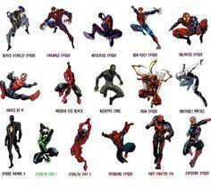 Evolution of Spiderman--Zedge Google app