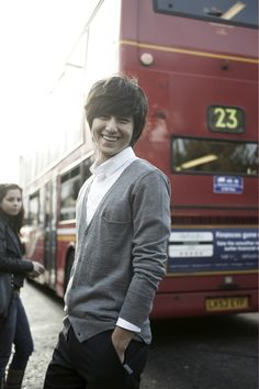 Kim Bum and dat smile.