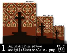 Gift for Christian Cross Home Decor Cross Art Digital Art