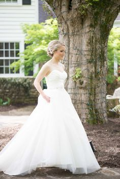 First Look at Knoxville wedding venue Dara's Garden. Click to see more photos by Shane Hawkins Photography