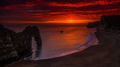 The Best Sunset I Have Seen by Nick green2012, via Flickr