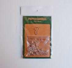 key paper clips~