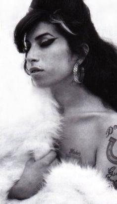 Amy Winehouse--Oh Amy.