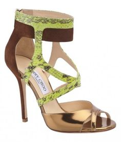 Jimmy Choo collection 2014 2015