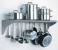 Eliky Iron Pot Lid Shelf Holder Kitchen Baking Moulds Organizer Pan Cover Rack Stand