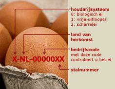 Welke eieren zijn besmet? Bekijk de lijst